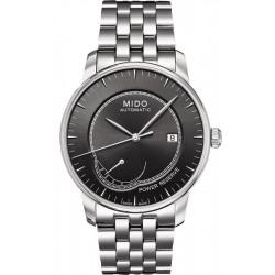 Reloj Mido Hombre Baroncelli II Power Reserve Automatic M86054131