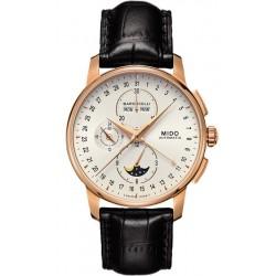 Comprar Reloj Mido Hombre Baroncelli II Chronograph Moonphase Automatic M86073M142