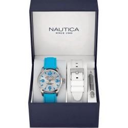 Reloj Nautica Unisex BFD 102 MID Box Set A11628M
