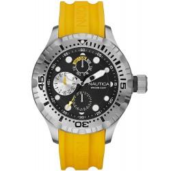 Comprar Reloj Nautica Hombre BFD 100 A15107G Multifunción