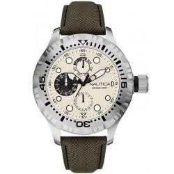 Comprar Reloj Nautica Hombre BFD 100 Multifunción A15108G