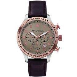 Comprar Reloj Nautica Hombre BFD 105 Cronógrafo A17656G