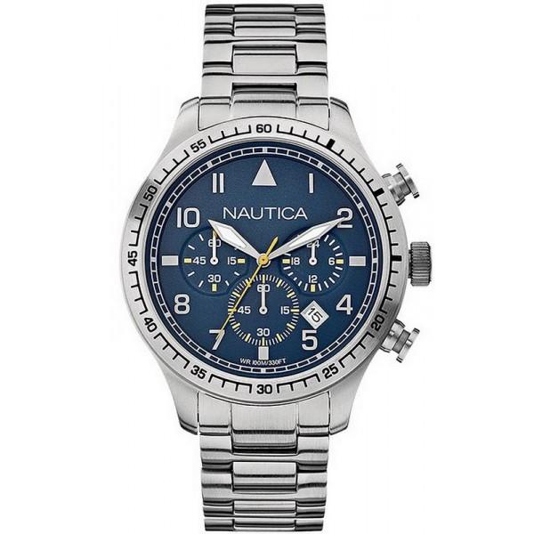 Comprar Reloj Nautica Hombre BFD 105 A18713G Cronógrafo