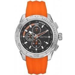 Reloj Nautica Hombre NST 101 Cronógrafo A18723G