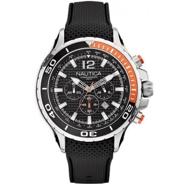 Comprar Reloj Nautica Hombre NST 02 Cronógrafo A21017G