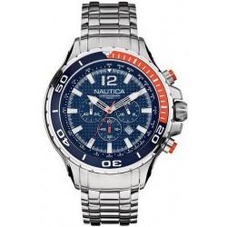 Reloj Nautica Hombre NST 02 A26535G Cronógrafo