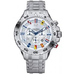 Reloj Nautica Hombre NST Flag A29513G Cronógrafo