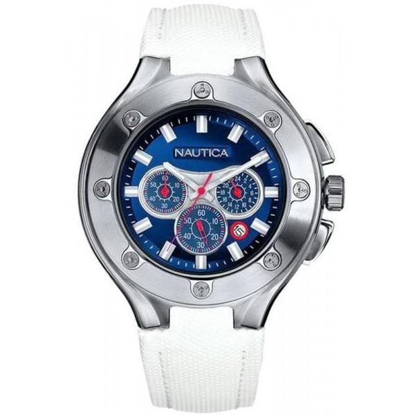 Comprar Reloj Nautica Hombre NCS 100 Cronógrafo A35514G
