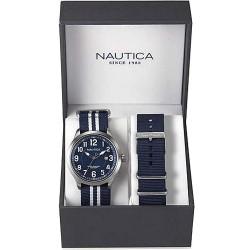 Reloj Nautica Hombre NCC 01 Date Box Set NAI11509G