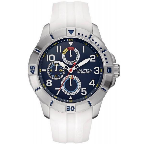 Comprar Reloj Nautica Hombre NSR 300 NAI12514G Multifunción