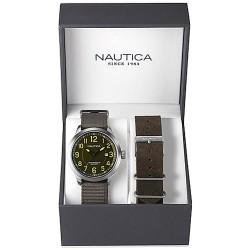 Reloj Nautica Hombre NCC 01 Date Box Set NAI12525G