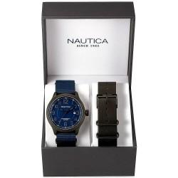 Reloj Nautica Hombre NCC 01 Date Box Set NAI14519G