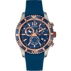Reloj Nautica Hombre NST 09 NAI16502G Cronógrafo