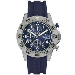 Reloj Nautica Hombre NSR 104 NAI16512G Cronógrafo