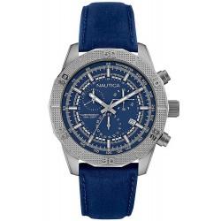 Reloj Nautica Hombre NST 11 NAI16526G Cronógrafo