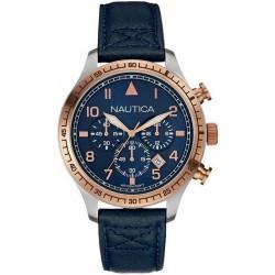 Reloj Nautica Hombre BFD 105 NAI17500G Cronógrafo