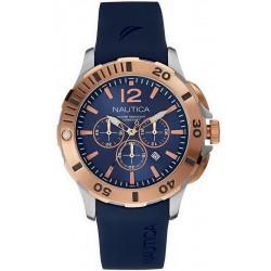 Comprar Reloj Nautica Hombre BFD 101 Dive Style Cronógrafo NAI19506G