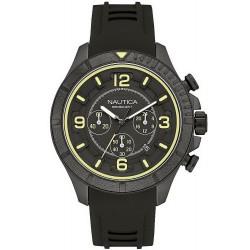Reloj Nautica Hombre NST 450 Abyssum NAI19526G Cronógrafo