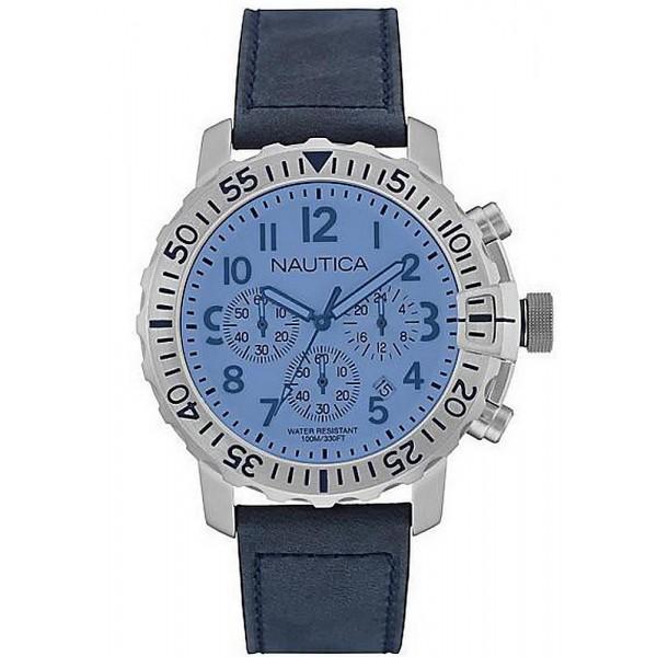 Comprar Reloj Nautica Hombre NMS 01 USS NAI19534G Cronógrafo