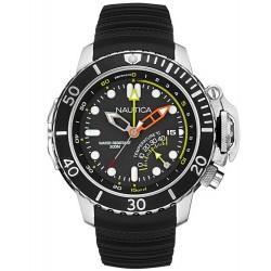 Reloj Nautica Hombre NMX Diver Multifunción NAI47500G