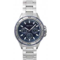 Comprar Reloj Nautica Hombre Auckland NAPAUC001BR Multifunción