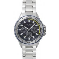 Comprar Reloj Nautica Hombre Auckland NAPAUC003BR Multifunción