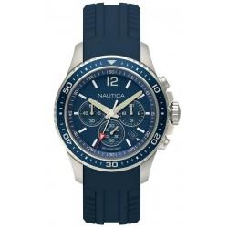 Reloj Nautica Hombre Freeboard NAPFRB009 Cronógrafo