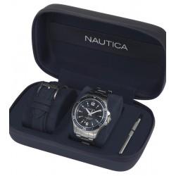 Reloj Nautica Hombre Freeboard Box Set NAPFRB013