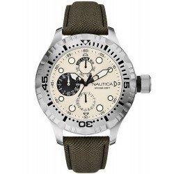 Reloj Nautica Hombre BFD 100 A15108G Multifunción