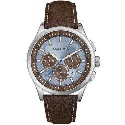 Reloj Nautica Hombre NCT 17 A16694G Cronógrafo