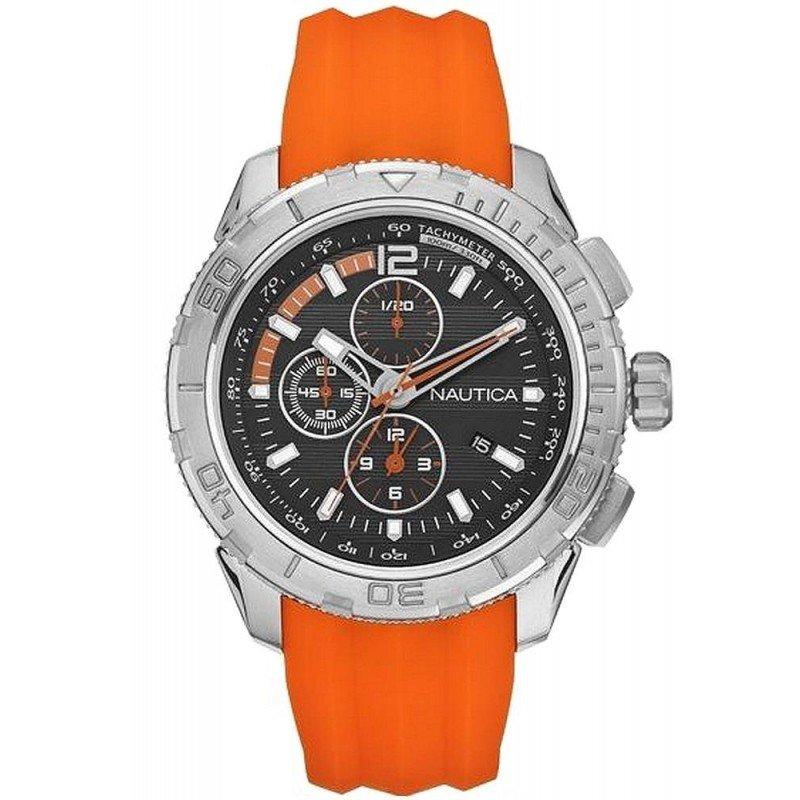 8b66d7d1c42a Reloj Nautica Hombre NST 101 A18723G Cronógrafo - Joyería de Moda