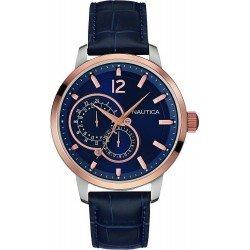 Reloj Nautica Hombre NCT 15 NAI16501G Multifunción