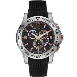 Reloj Nautica Hombre NST 600 NAI19504G Cronógrafo