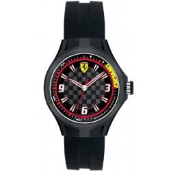 Comprar Reloj Scuderia Ferrari Hombre SF101 Pit Crew 0820001