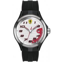 Comprar Reloj Scuderia Ferrari Hombre SF102 Lap Time 0830013