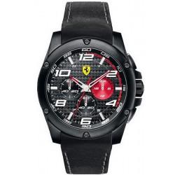 Reloj Scuderia Ferrari Hombre SF104 Paddock Chrono 0830030
