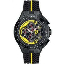 Comprar Reloj Scuderia Ferrari Hombre Race Day Chrono 0830078