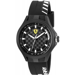 Comprar Reloj Scuderia Ferrari Hombre Pit Crew 0830125
