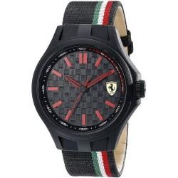 Comprar Reloj Scuderia Ferrari Hombre Pit Crew 0830215