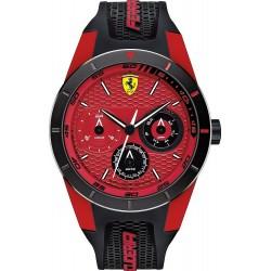 Comprar Reloj Scuderia Ferrari Hombre RedRev T 0830255