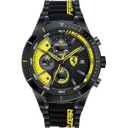 Comprar Reloj Scuderia Ferrari Hombre RedRev Evo Chrono 0830261