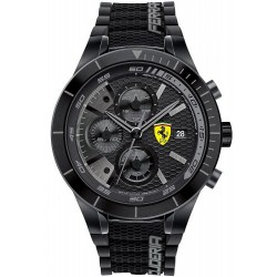 Reloj Scuderia Ferrari Hombre RedRev Evo 0830262