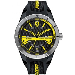 Reloj Scuderia Ferrari Hombre Red Rev T 0830277