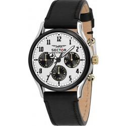 Reloj Sector Hombre 660 R3251517002 Multifunción Quartz