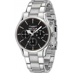 Reloj Sector Hombre 660 R3253517006 Multifunción Quartz