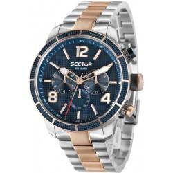Reloj Sector Hombre 850 R3253575005 Multifunción Quartz