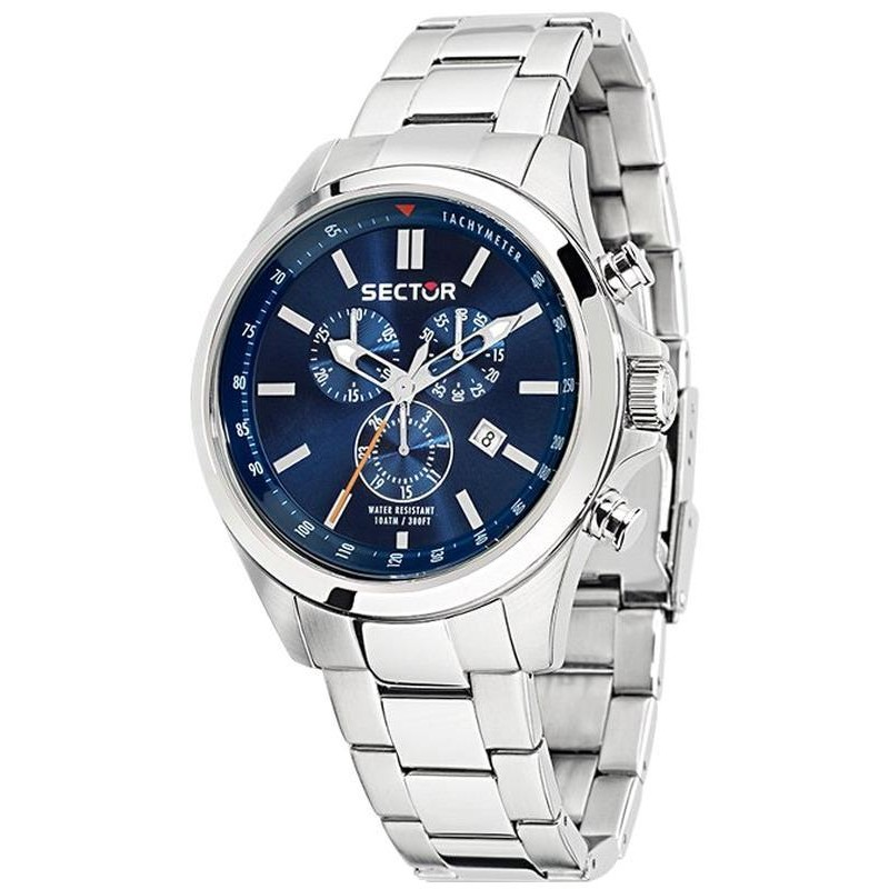 Reloj Sector Hombre 180 R3273690009 Cronógrafo Quartz - Joyería de Moda 9f0b74f8ed4