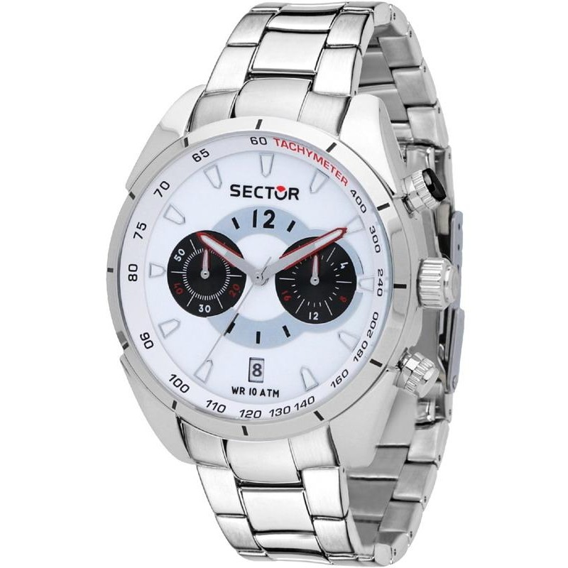 Reloj Sector Hombre 330 R3273794004 Cronógrafo Quartz - Joyería de Moda 6b991889084e