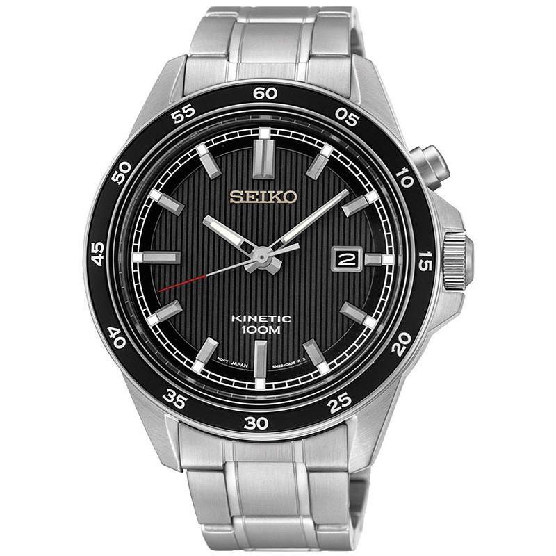 Reloj Seiko Hombre Kinetic SKA641P1 - Joyería de Moda 7cb36e6c76