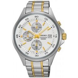 Comprar Reloj Seiko Hombre SKS479P1 Cronógrafo Quartz
